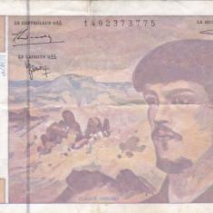 FRANTA 20 francs 1997 VF!!! - bancnota europa