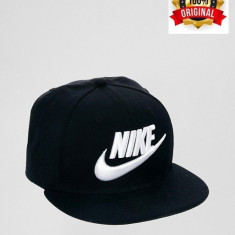Sapca Nike Neagra - Originala - Reglabila - 100% Poliester -Detalii in anunt - Sapca Barbati Nike, Marime: Marime universala, Culoare: Negru