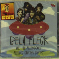 Bela & Flecktones Fleck - Flying Saucer.. -Remast- ( 1 CD ) - Muzica Jazz