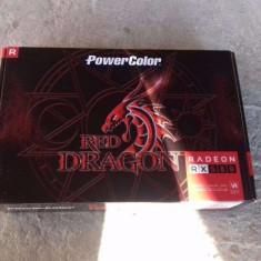 RX 580 Power Color Radeon Red Devil 8 gb ddr5 -sigilate -minerit - mining - Placa video PC AMD, Ati