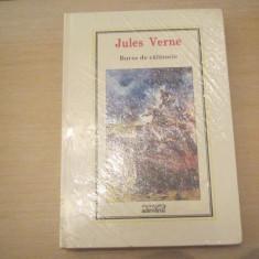 BURSE DE CALATORIE JULES VERNE BIBLIOTECA ADEVARUL NR 17 - Carte Basme