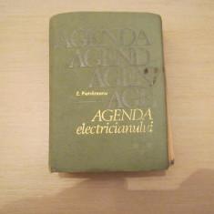 AGENDA ELECTRICIANULUI E.PIETRAREANU - Carti Energetica