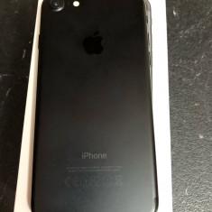 IPhone 7, 128 Gb, negru, never locked + husa - Telefon iPhone Apple