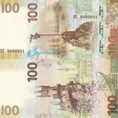 Rusia 100 Ruble Comemorativa ( Crimeea) 2015 UNC - bancnota europa