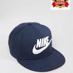 Sapca Nike Futura Albastra - Originala - Reglabila - Lana - Detalii in anunt - Sapca Barbati Nike, Marime: Marime universala, Culoare: Albastru