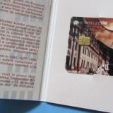 Cartela Telefonica Romtelecom DE COLECTIE Editie Limitata Palatul Telefoanelor
