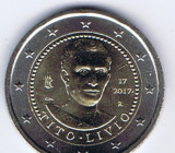 ITALIA moneda 2 euro comemorativa 2017 - T.Livius, UNC, Europa, Cupru-Nichel