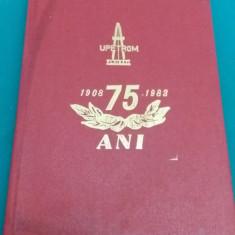 AGENDĂ 75 ANI UPETROM PLOIEȘTI