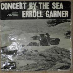 Vinyl/vinil Erroll Garner-Concert By The Sea(jazz), Philips England 1956, disc fb - Muzica Jazz