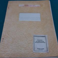 INFLUENȚA OSCILAȚIILOR PROPRII VERTICALE A LOCOMOTIVELOR DIESEL HIDRAULICE/1969 - Carti Transporturi
