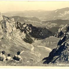 CP Z595 -BUCEGI -VALEA MALAESTI -CENZURATA RAZBOI-CIRCULATA 4 VIII 1943