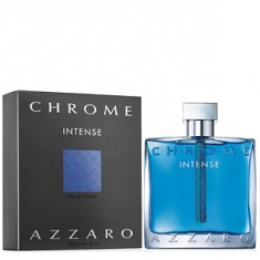 Azzaro Chrome Intense EDT 50 ml pentru barbati - Parfum barbati Azzaro, Apa de toaleta