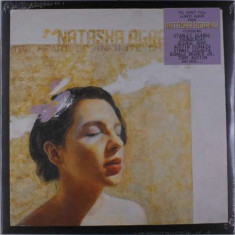 Natasha Agrama - Heart of Infinite Change ( 1 VINYL ) - Muzica Jazz