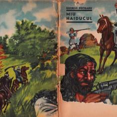 Miu Haiducul - Carte de aventura