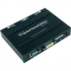 Media convertor Matrox TripleHead2Go Triple Digital Edition