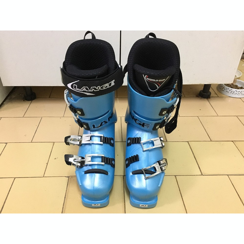 pe picioare la top fashion nouă Bocanci schi Lange World Cup ZA marime 26,5   arhiva Okazii.ro