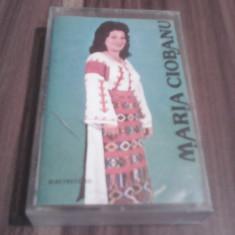CASETA AUDIO MARIA CIOBANU ORIGINALA ELECTRECORD STC 00236, Casete audio