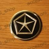 Emblema capac roata CHRYSLER 60 mm - Embleme auto