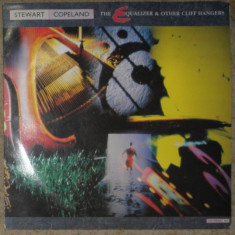 Vinil Stewart Copeland-The Equalizer (Electronic,, Abstract, Synth-pop), NL, VG+ - Muzica Pop