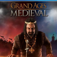 Grand Ages Medieval - PS4 [Second hand] - Jocuri PS4, Strategie, 12+, Single player