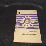 VALERIA VELCEA - RAURILE ROMANIEI - Carte Geografie