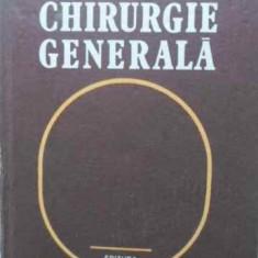 Chirurgie Generala - D.burlui C.constantinescu, 408769 - Carte Chirurgie