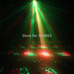 Laser Exterior Craciun 12 in 1