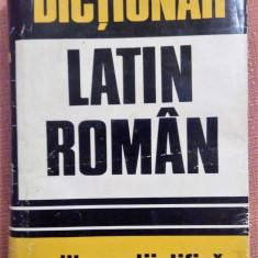 Dictionar Latin - Roman. Editia a III-a - Gh. Gutu