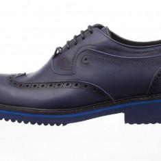 Pantofi barbati Ucu Dima, Cod:Bari Navy (Culoare: Bluemarin, Marime Incaltaminte: 43)