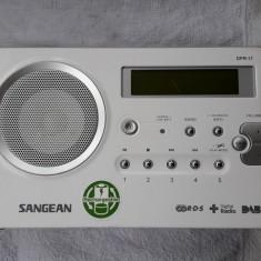 RADIO SANGEAN DPR -17, FUNCTIONEAZA . ARE SI FUNCTIE CITIRE CARD !! - Aparat radio