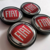 Capace jante aliaj Fiat diametru 55 mm set 4 bucati