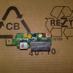 Modul  alimentare + mufa modem MSI EX700 GX700 MS-1719 MS-1717 MS-1715