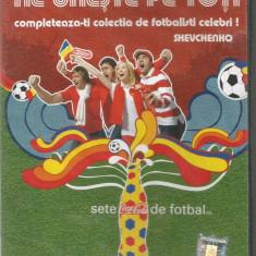 A(02) FOTBALUL NE UNESTE PE TOTI-Shevcenko - DVD fotbal