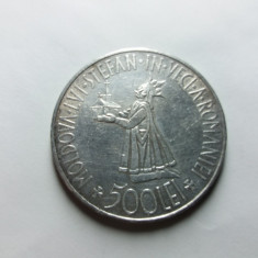 Romania 500 lei 1941 - Moneda Romania