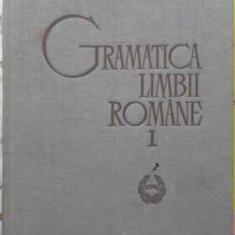 Gramatica Limbii Romane Vol.1 Morfologia - Colectiv, 408777