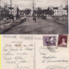 Basarabia, Moldova - Chisinau - Gara- rara - Carte Postala Moldova 1904-1918, Circulata, Printata