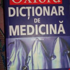 Dictionar de medicina - Oxford an 2005/ 871pagini