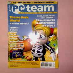 Revista PC Team - editie in limba franceza - Revista IT