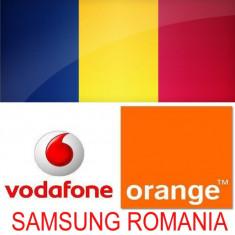 Decodare Imei Samsung Galaxy S8/S8 PLUS NOTE 8 S7/S7 EDGE S6/S6 EDGE PLUS, NOTE 4 - Decodare telefon