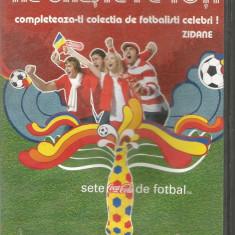 A(02) FOTBALUL NE UNESTE PE TOTI-Zidane - DVD fotbal