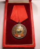 A 5 a Aniversare a Republicii Populare Romane 1947 1952 de ARGINT la Cutie