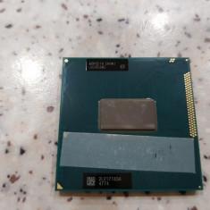 Procesor laptop intel i3-3110M, ivy bridge socket G2, SR0N1, testat., Intel 3rd gen Core i3, 2000-2500 Mhz, Numar nuclee: 2