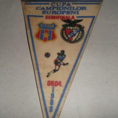 FANION STEAUA 1988