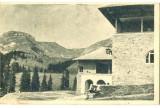CP Z626 -MUNTII BUCEGI -CABANA PESTERA -RPR -CIRCULATA 5 IUL 1954