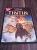 FILM ACTIUNE AVENTURILE LUI TINTIN SECRETUL LICORNULUI DUBLAT ROMANA,ORIGINAL, DVD