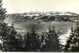CP Z683 -MASIVUL RETEZAT VAZUT DE LA PARANG -DATATA 1957 - RPR -NECIRCULATA