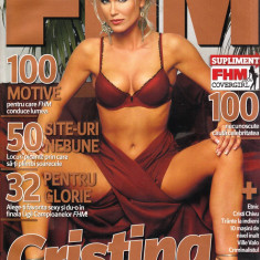 FHM - Revista barbati