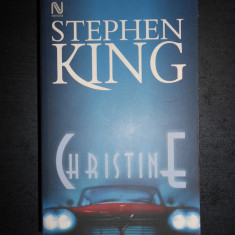 STEPHEN KING - CHRISTINE - Roman