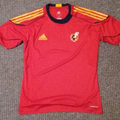 Tricou Spania - Tricou barbati Adidas, Marime: M, Culoare: Rosu