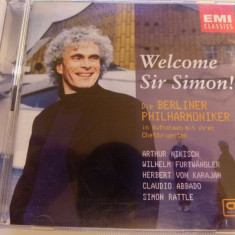 Welcome sir Simon! - cd - Muzica Clasica emi records